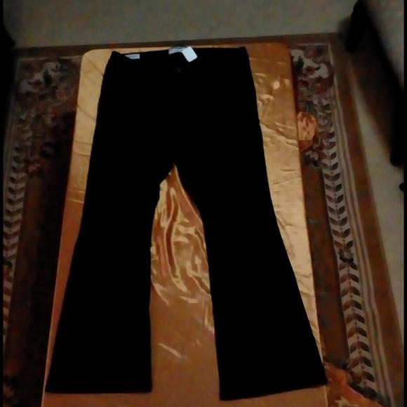 Women's black torrid slim boot 16R JEANS